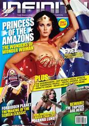 Infinity Magazine Magazine Cover