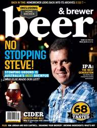 Beer and Brewer issue Spring 2018