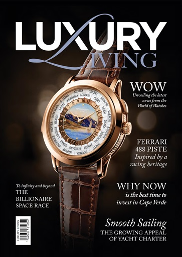 Luxury living  Magazine Preview