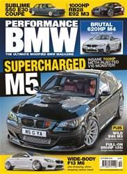 Performance BMW issue Performance BMW