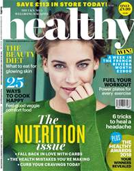 Healthy Magazine issue Oct/Nov 18