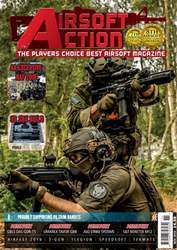 Airsoft Action issue November 2018