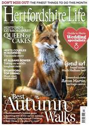 Hertfordshire Life issue Oct-18