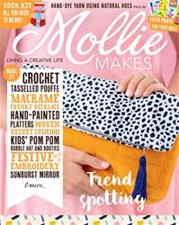 Mollie Makes issue Issue 97