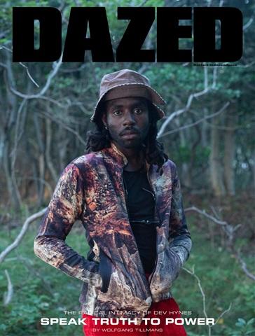 Dazed Magazine issue Autumn/Winter 2018
