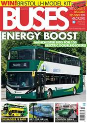 Buses Magazine issue   October 2018
