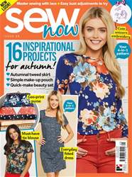 Sew Now issue Issue 25