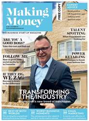 Making Money Magazine Cover