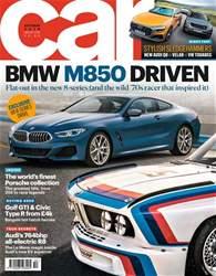 Car Magazine Cover