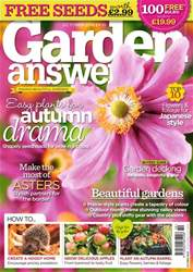 Garden Answers issue October 2018