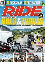 Ride issue November 2018