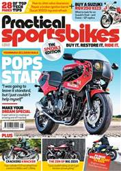 Practical Sportsbikes issue October 2018