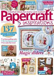 Papercraft Inspirations issue November 2018