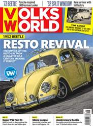 Volksworld issue Autumn 2018