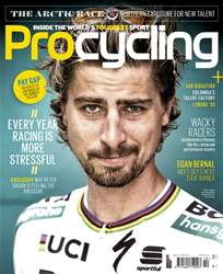 Procycling issue October 2018