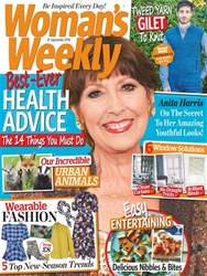 Womans Weekly issue 25th September 2018