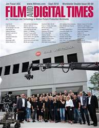 Film and Digital Times issue September 2018