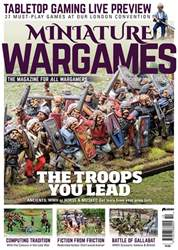 Miniature Wargames issue October 2018 (426)