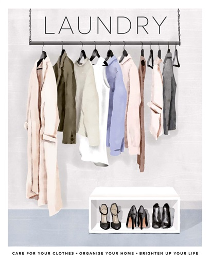Laundry Digital Issue
