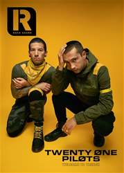 Rock Sound Magazine issue Issue 244
