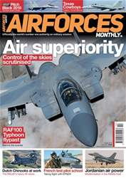AirForces Monthly issue   October 2018