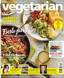 Vegetarian Living issue October-18