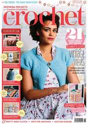 Inside Crochet issue Issue 196