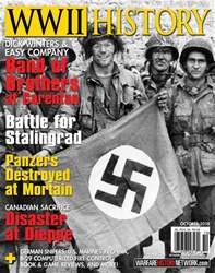 WW2 History Magazine issue October 2018