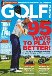 Golf Monthly issue October 2018