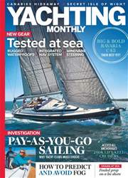 Yachting Monthly issue October 2018