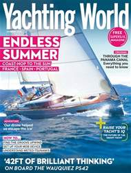Yachting World issue October 2018