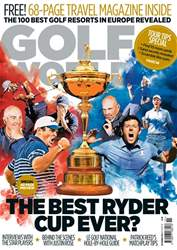 Golf World issue November 2018