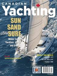 Canadian Yachting issue October 2018