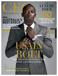 The CEO Magazine ANZ issue October 2018