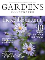 Gardens Illustrated issue October 2018