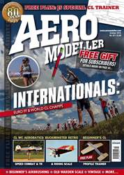 AeroModeller issue 059 October 2018