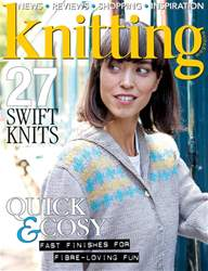 Knitting issue October 2018