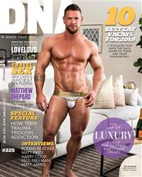 DNA Magazine issue DNA #225 | Travel Issue