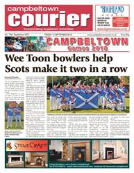 Campbeltown Courier issue 14/9/18