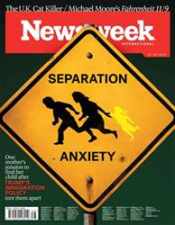 Newsweek International issue 21st September 2018