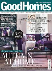 GoodHomes Magazine issue November 2018