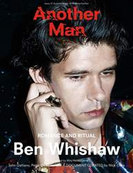 Another Man Magazine issue Aut/Win 2018