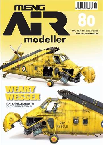 Meng AIR Modeller Preview