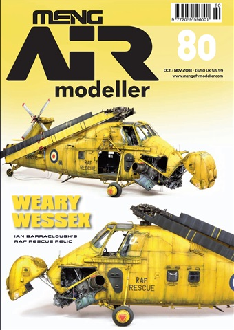 Meng AIR Modeller issue SEP