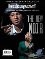 Broken Pencil issue Broken Pencil 81: The New Noir