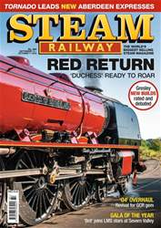 Steam Railway issue Issue 484