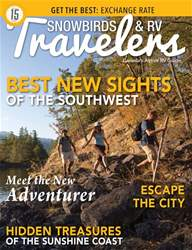 Snowbirds & RV Travelers issue October 2018
