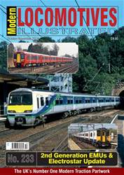 Modern Locomotives Illustrated issue Issue 233
