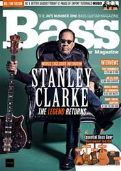 Bass Guitar issue October 2018