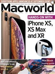 Macworld UK issue Oct-18